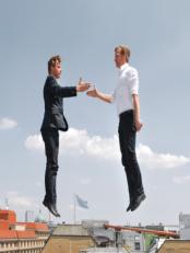 Partnerschafliche Zusammenarbeit